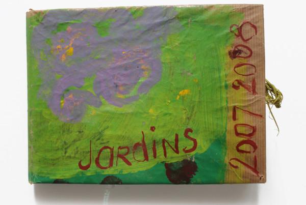 Jardins, carnet d'atelier d'arts plastiques  pour enfants 6 – 10 ans (extraits)