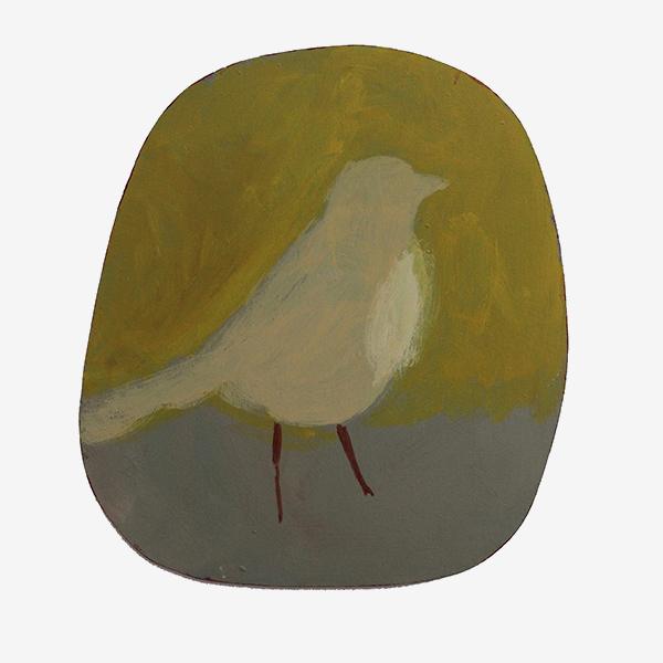Comme un oiseau sur une branche